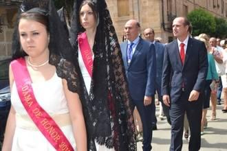 Sigüenza celebra con sentimiento el día de San Roque