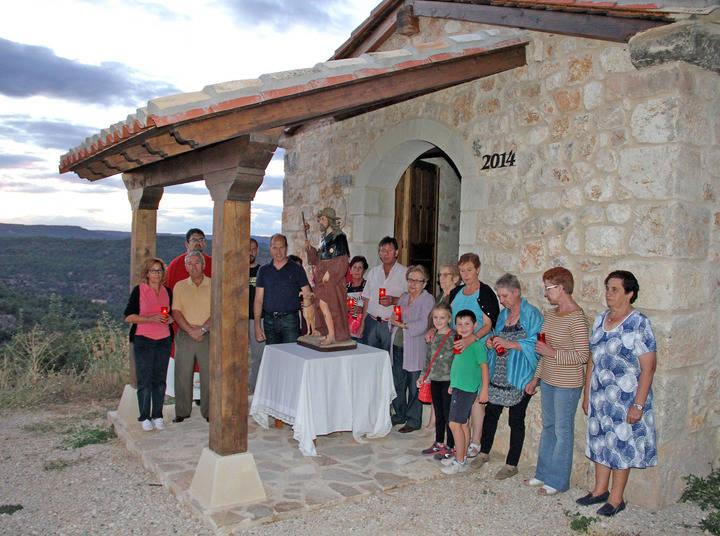 Cereceda vuelve a celebrar el día de San Roque
