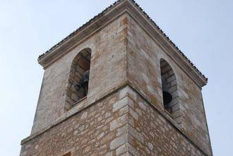 Estampan un todoterreno contra las iglesias de Muduex y Utande para robar en ellas