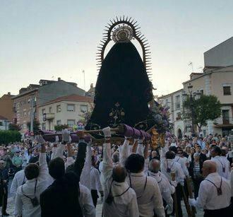 """""""Fiestas en honor a la Virgen de la Soledad, por mucho que les pese a los socialistas"""""""