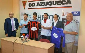 Chemo-Liconsa se une al proyecto del Club Deportivo Azuqueca