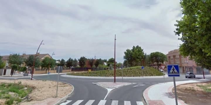 El atropello ha tenido lugar en la carretera de Alovera.