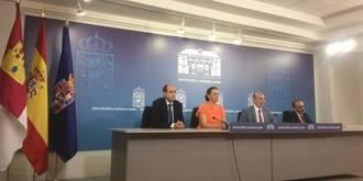 Latre destaca la cercanía al ciudadano y las inversiones en sus primeros 100 días como presidente de Diputación
