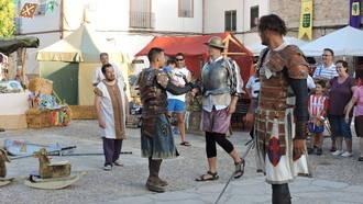 Fuentenovilla regresó a su pasado medieval en el último fin de semana de agosto