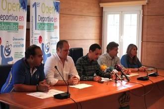 Más de 840 participantes en el I Open de Cabanillas, a beneficio de Unicef, del 17 al 20 de septiembre