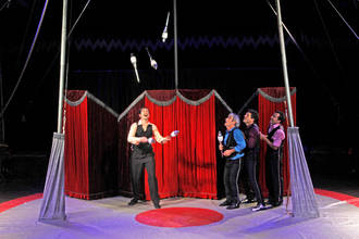 Este sábado 26 de septiembre, Cabaret Elegance en el TABV