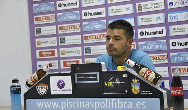 """Manolo Cano: """"Mañana sobre todo quiero que demos sensación de equipo sólido"""""""