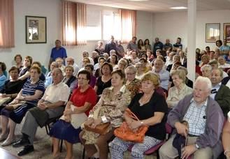 Cáritas Diocesana celebra el Día de las Personas Mayores
