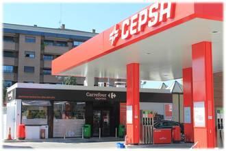 Cepsa y Carrefour, unidos por negocio en el Área 103