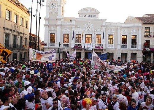 Cuatro peñas guadalajareñas quieren ser nombradas 'la mejor de España'