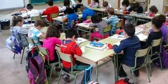 ANPE denuncia la masificación de alumnos en las clases y falta de previsión en dos colegios de Toledo