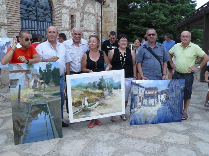 Málaga del Fresno convoca su VII Concurso Nacional de Pintura Rápida al Aire Libre