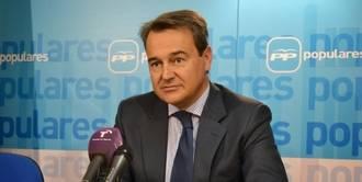 """Conde: """"El PSOE, en vez de resolver los problemas de los ciudadanos, vuelve a la queja, al enfrentamiento y a la manifestación"""""""