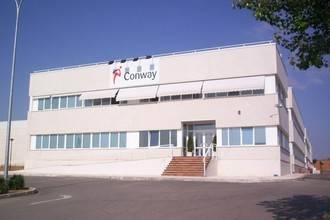 Conway prepara una ampliación de sus instalaciones en Quer