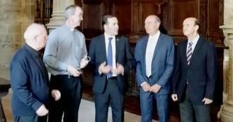 El Gobierno central invertirá 751.528 euros en la Catedral de Sigüenza