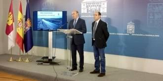 Diputación invertirá dos millones de euros más en mejorar las carreteras de la provincia