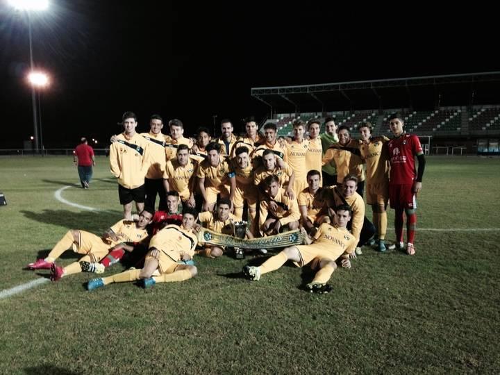 El Alcorcón gana el Torneo Triangular de Fútbol juvenil de Cabanillas