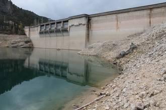 La cabecera del Tajo sigue perdiendo agua una semana más