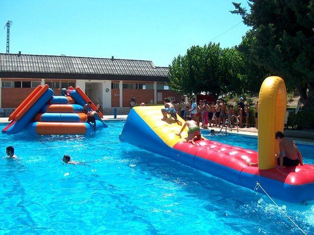 Alovera presume de participación en las actividades de verano