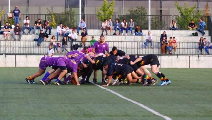 Remontada y victoria del Rugby Guadalajara contra el XV Hortaleza