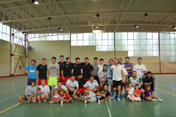El fútbol sala, de nuevo protagonista en Cifuentes