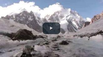 El alcarreño que hizo una expedición al K2 ha hecho una película