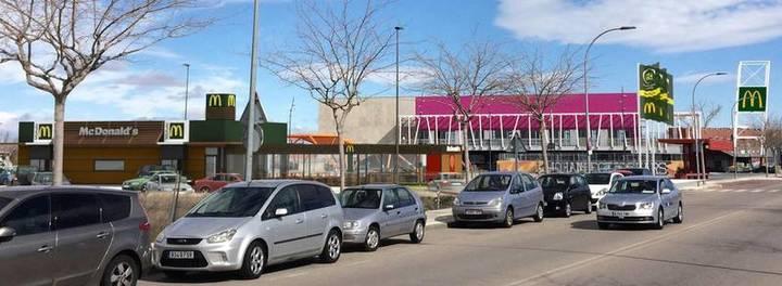 El Ayuntamiento de Azuqueca adjudica a McDonald's el restaurante de comida rápida