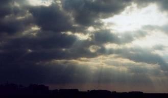 Las nubes serán protagonistas a lo largo de este jueves en Guadalajara
