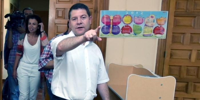 Nuevo 'rapapolvo' de ANPE a Page: exige que la sustitución de profesores sea inmediata