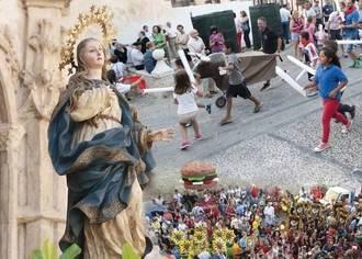 Pastrana afronta los mejores días de su fiesta de Virgen de la Asunción