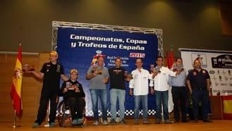 Santiago Navarro conquista el II Rallye TT de Guadalajara