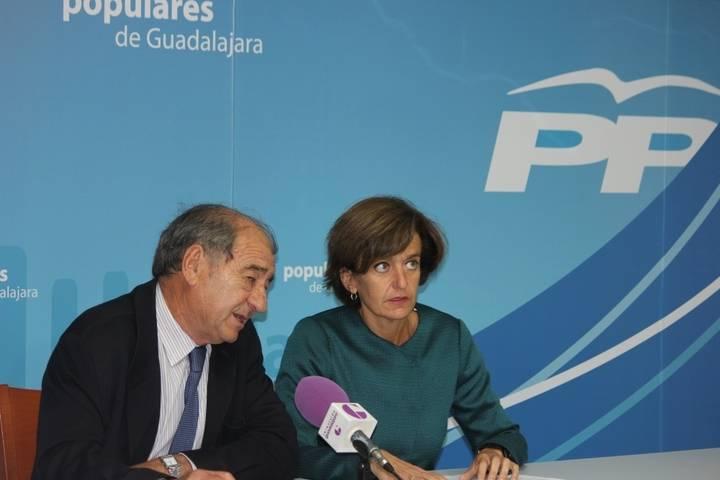 """Porfirio Herrero """"muy satisfecho"""" porque el Gobierno ha elegido al Centro de Formación Profesional Ocupacional de Guadalajara como Centro de Referencia Nacional"""