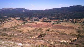 La Junta abre expediente por roturación ilegal de monte en la Sierra Norte