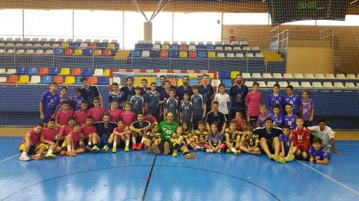 El David Santamaría vibró con la Guadalajara Handball Experience