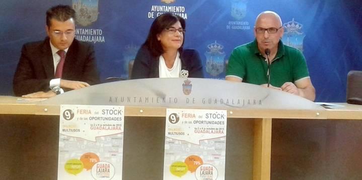"""9ª Feria del Stock en el Palacio Multiusos: el """"bueno, bonito y barato"""" de Guadalajara"""