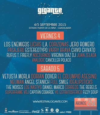 El Festival Gigante de Guadalajara, aún más gigante