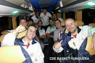 A la tercera fue la vencida para el JUPER Basket Yunquera, que se trajo la victoria de Albacete