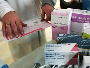Detenido por intentar adquirir medicamentos con recetas fraudulentas