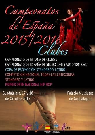 Guadalajara será durante el fin de semana, capital del baile deportivo
