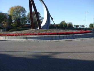 45.544 flores de distintas variedades ponen la nota de color en distintas zonas de la ciudad