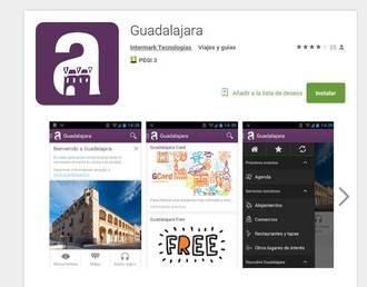 """La aplicación turística """"Guadalajara"""", finalista para los 'AppTourism Awards 2016'"""