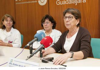 Más de 150 profesionales sanitarios de Castilla-La Mancha analizarán en Guadalajara los últimos avances en contracepción