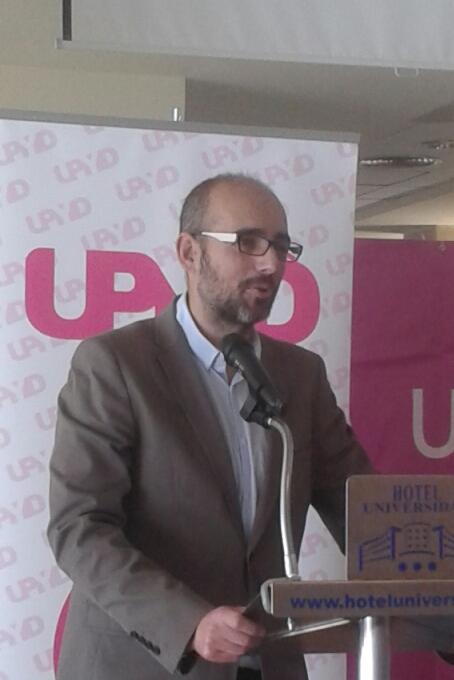 UPyD denuncia el electoralismo con la utilización de la jornada laboral de los trabajadores del Sescam
