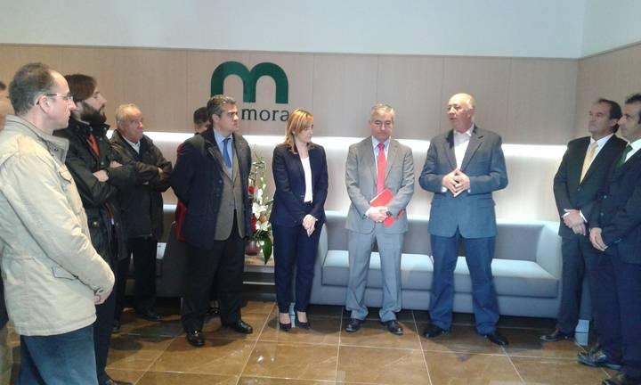 Inaugurado en Jadraque el nuevo velatorio del grupo Mémora