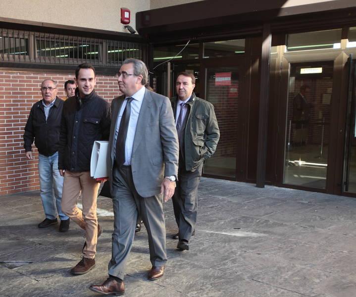 José García Salinas, absuelto de un presunto delito de injurias y calumnias