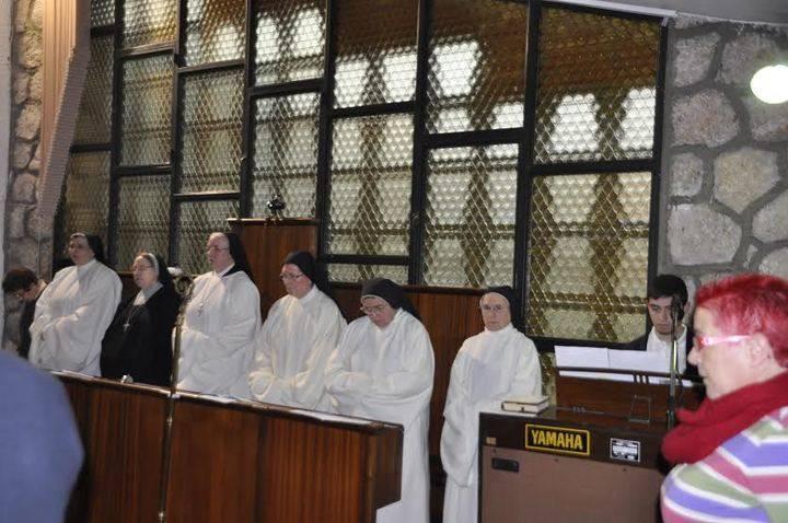 El Monasterio Cisterciense de Brihuega celebra su 400 aniversario