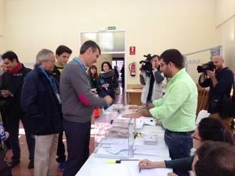 """Antonio Román: """"Para mantener gobiernos fuertes, se necesitan mayorías fuertes"""""""