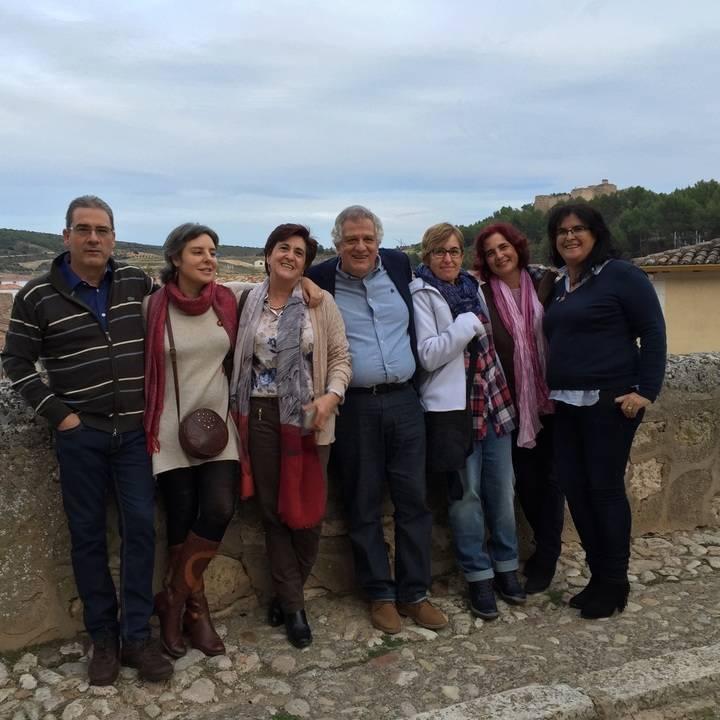 Araceli Martínez destaca en Cifuentes la importancia que el Plan Extraordinario por el Empleo tendrá para las zonas rurales