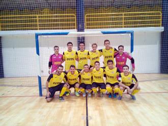 El Atlético Almonacid cae en Argamasilla de Alba (7-3)