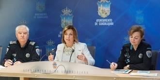 1.800 niños participarán en el programa de educación vial que imparte la Policía Local de la capital